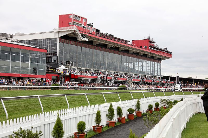 Pimlico Race Course 142. Preakness Stakes Rennen