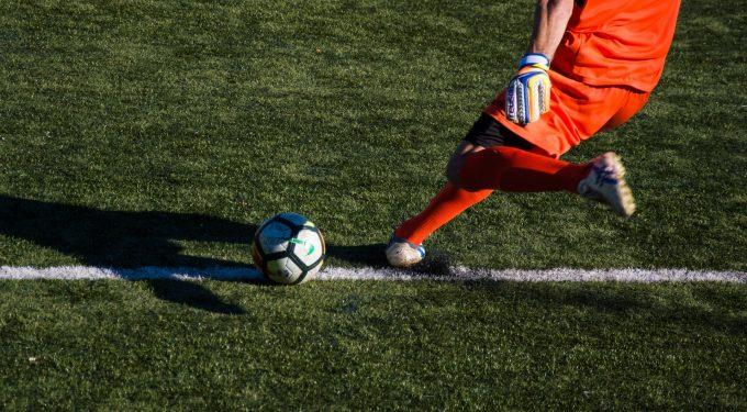 Torschütze Fußball
