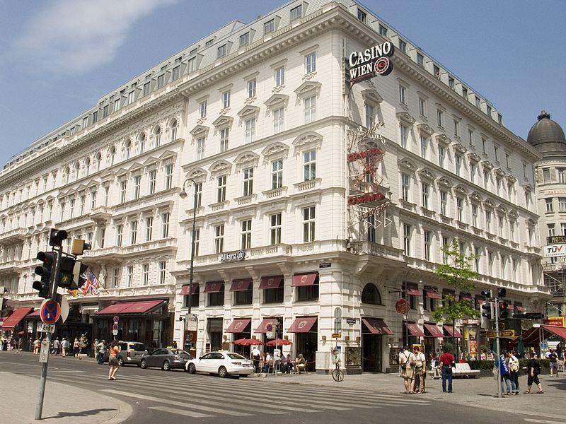 Casino Wien Palais Esterházy