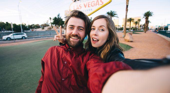 Las Vegas Selfie Instagram