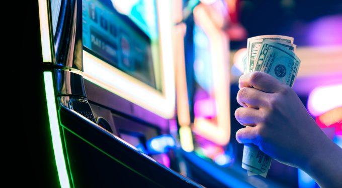 Spielautomat Jackpot Gewinn