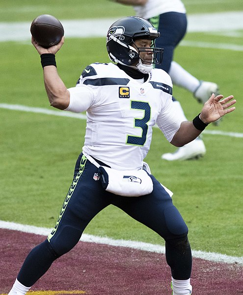 Russell Wilson Quarterback
