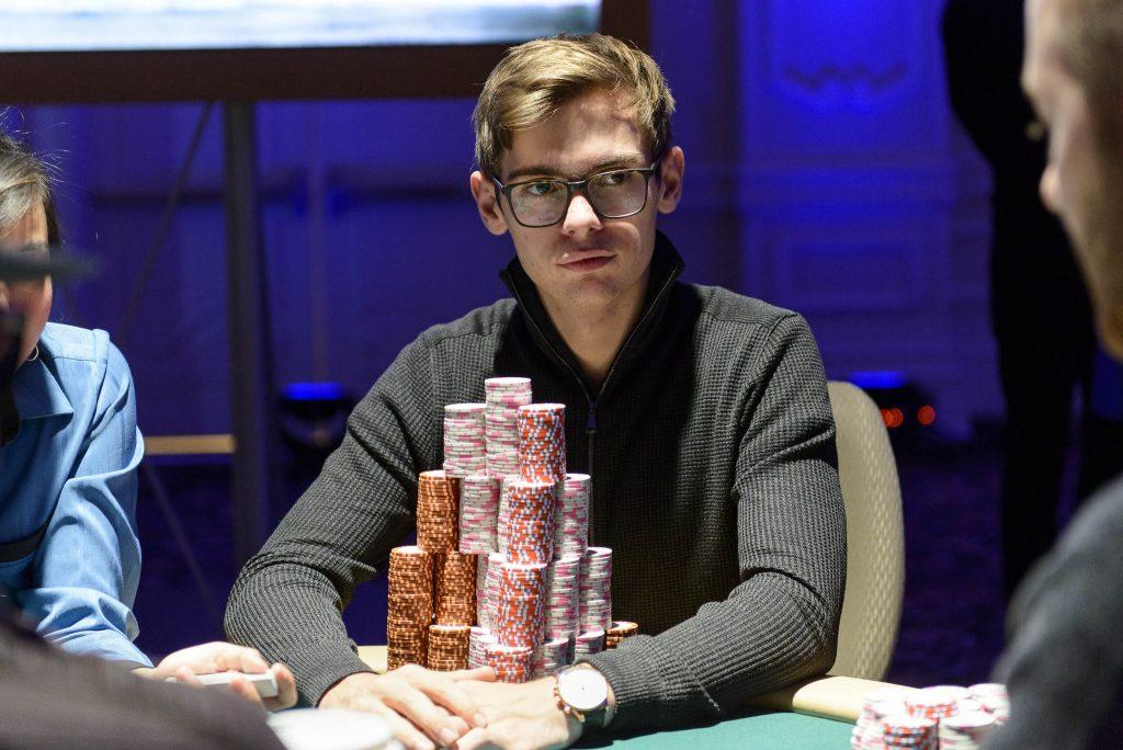 Fedor Holz bei der World Poker Tour
