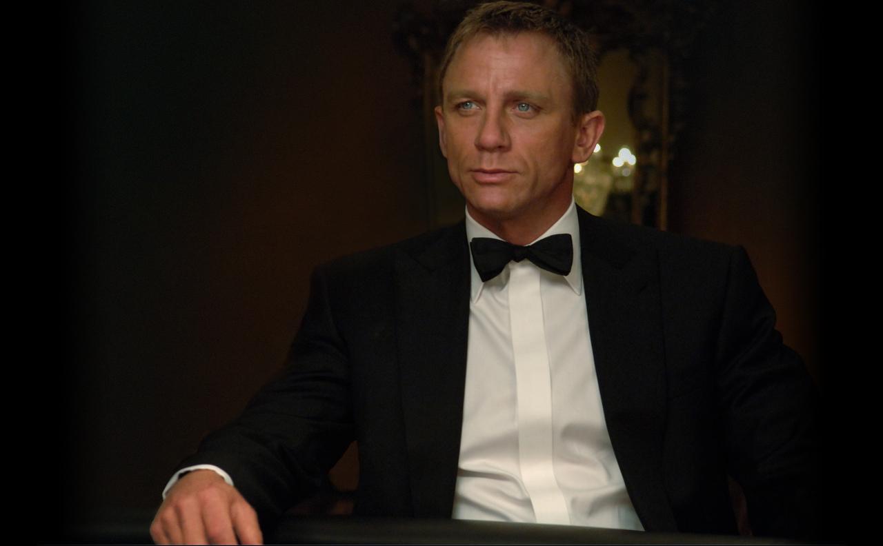 James Bond Casino Royale Daniel Craig