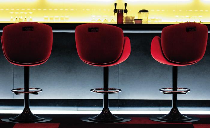 Bar im Monaco Bay Casino