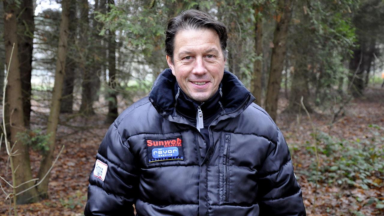 Radsportler Mario De Clercq