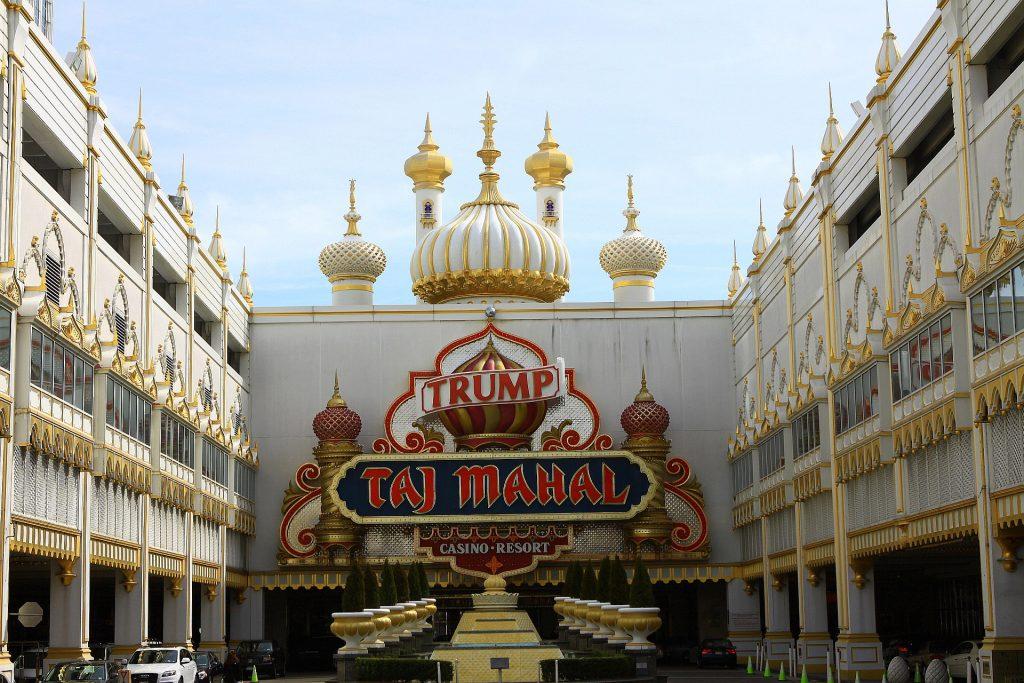 Taj Mahal Casino Trump Atlantic City
