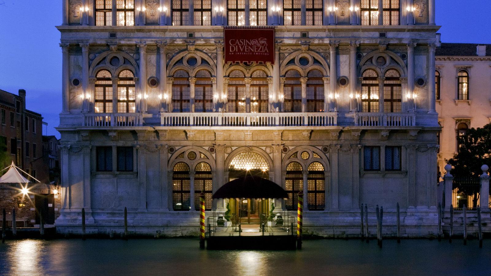Glücksspiel Reiseziel Venedig: Das Casino di Venezia: ist die älteste Spielbank der Welt
