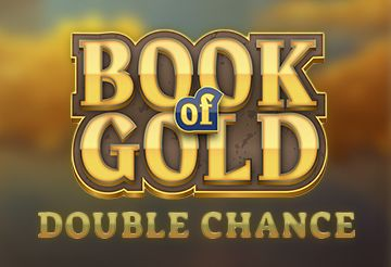 Book of Gold - Double Chance