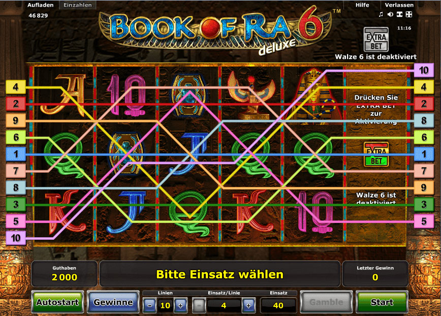 book of ra automaten tricks