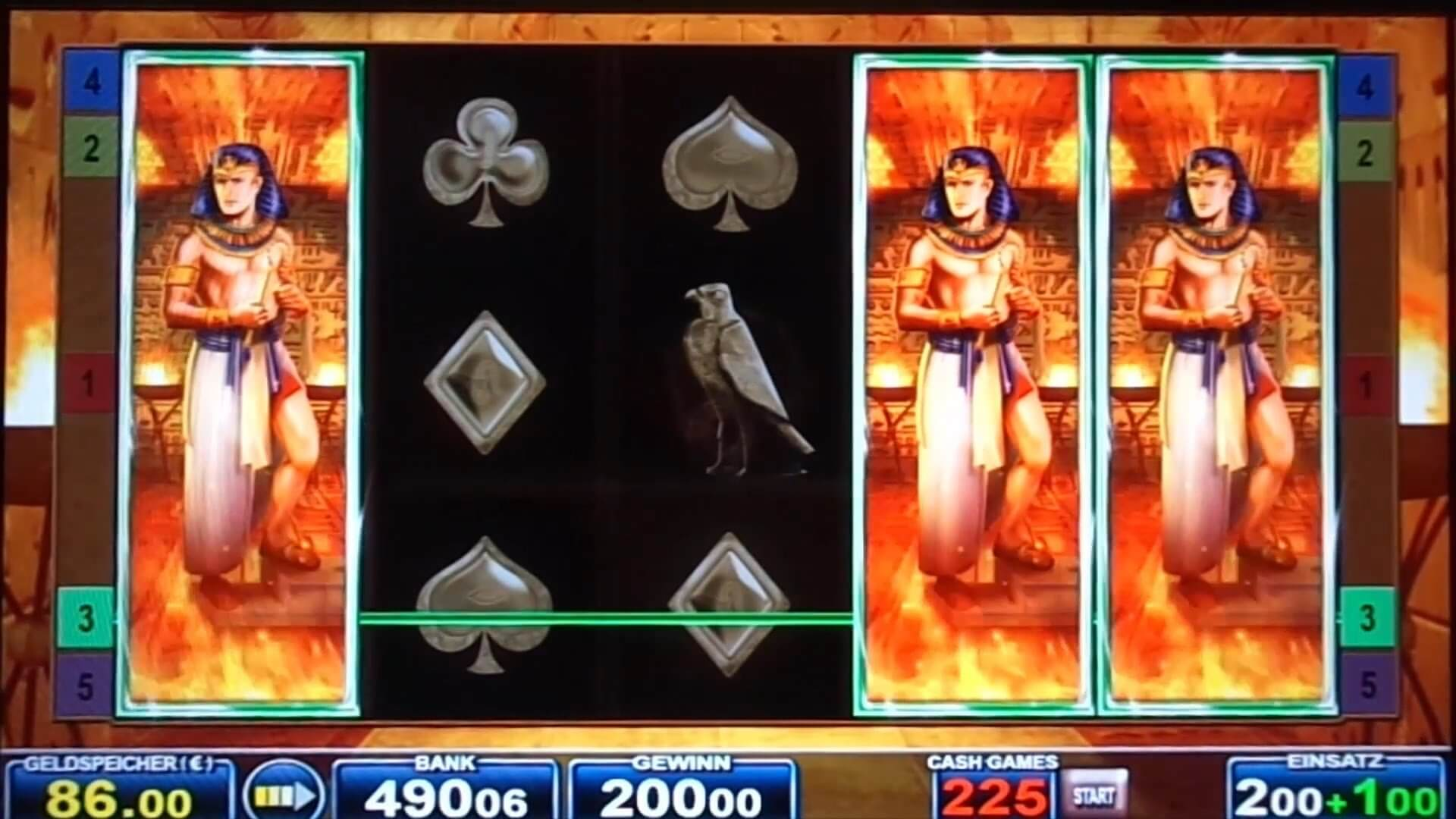 Ramses Book Slots Machine