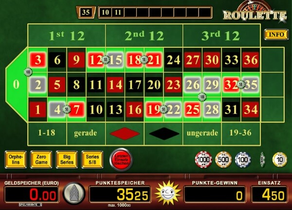 roulette tricks online casino