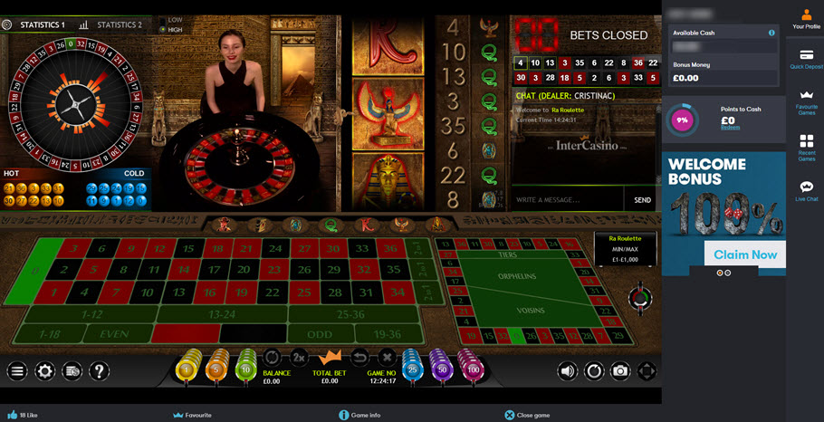casino online roulette free books of ra