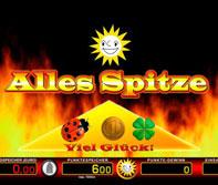 Online Casino Alles Spitze