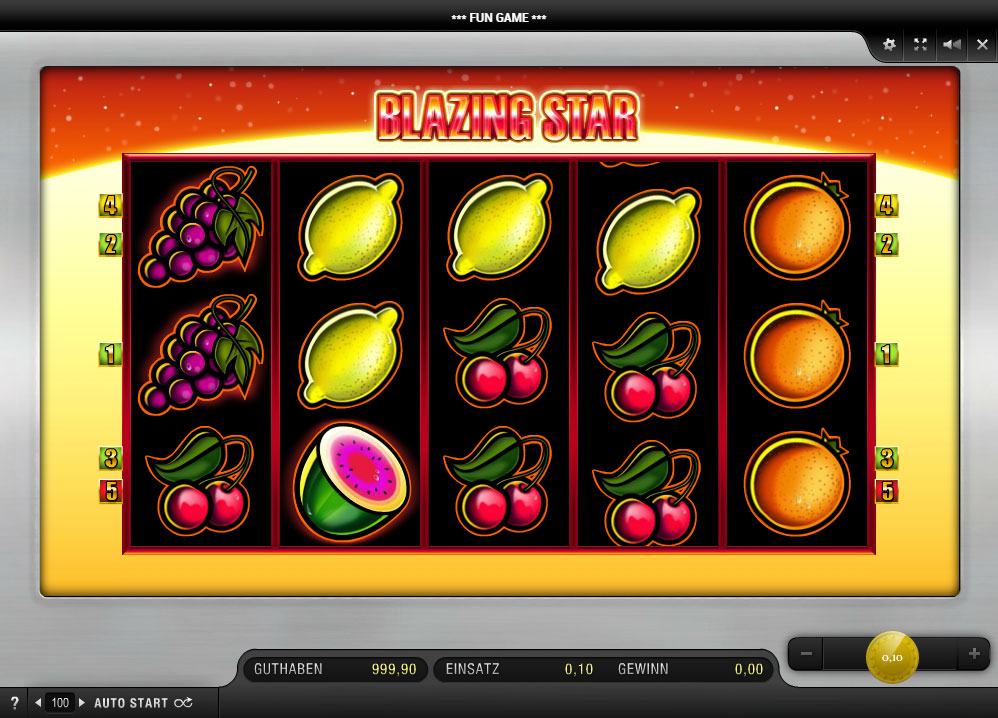 online casino de power star