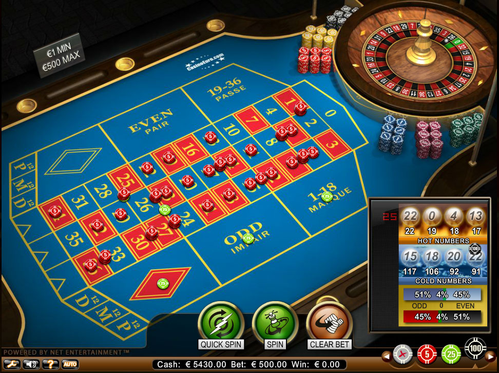 online casino auszahlung roulette große serie
