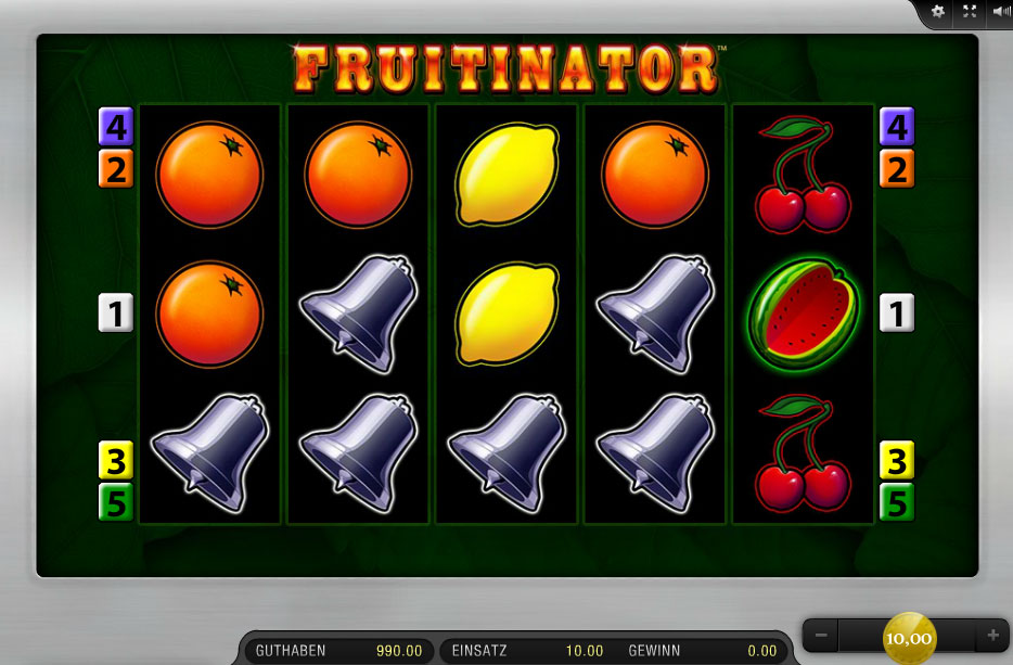 online casino fruitinator