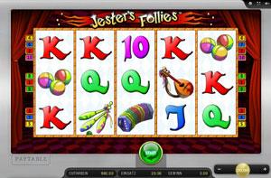 Spiele JesterS Follies - Video Slots Online