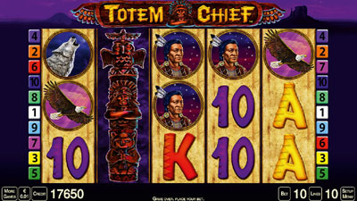 Online Casino Totem Chief