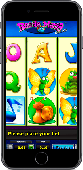 Mobile slots free spins no deposit