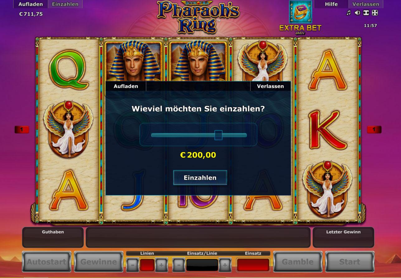 online casino startguthaben pharaoh s