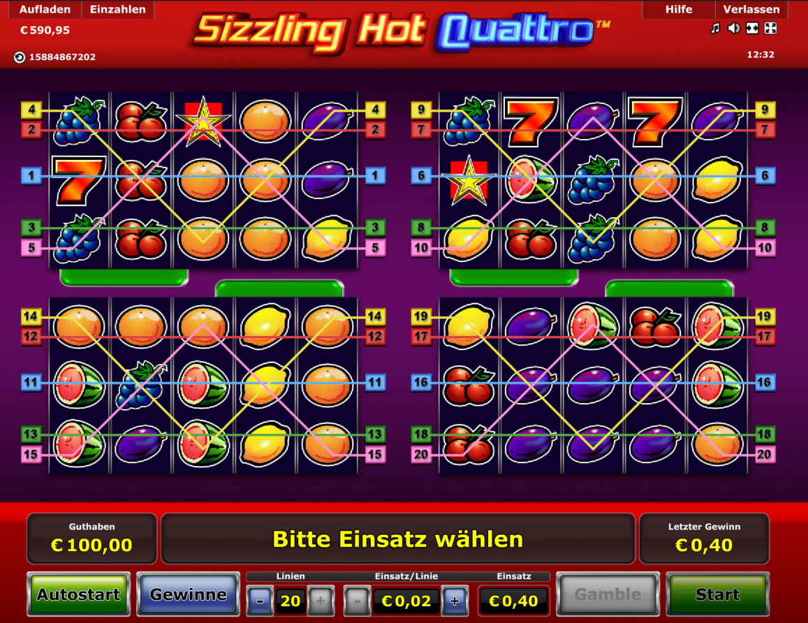 casino book of ra online sizzling hot gratis