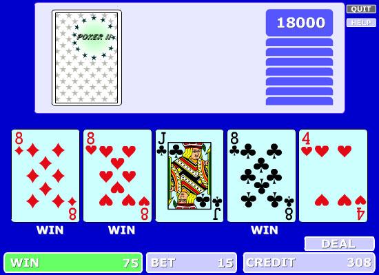 american poker 2 tricks
