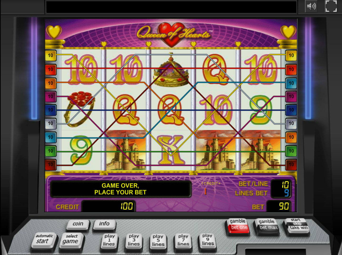 online casino winner queen of hearts online spielen
