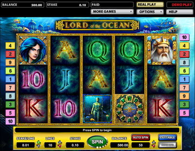online casino legal lord of the ocean