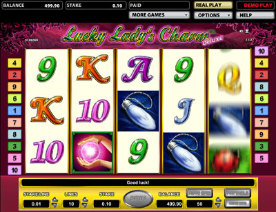online casino strategie lady charm