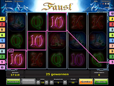 online casino strategie faust spielen