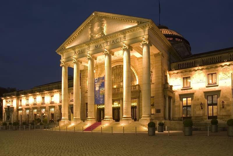 Spielbank Wiesbaden Kleiderordnung