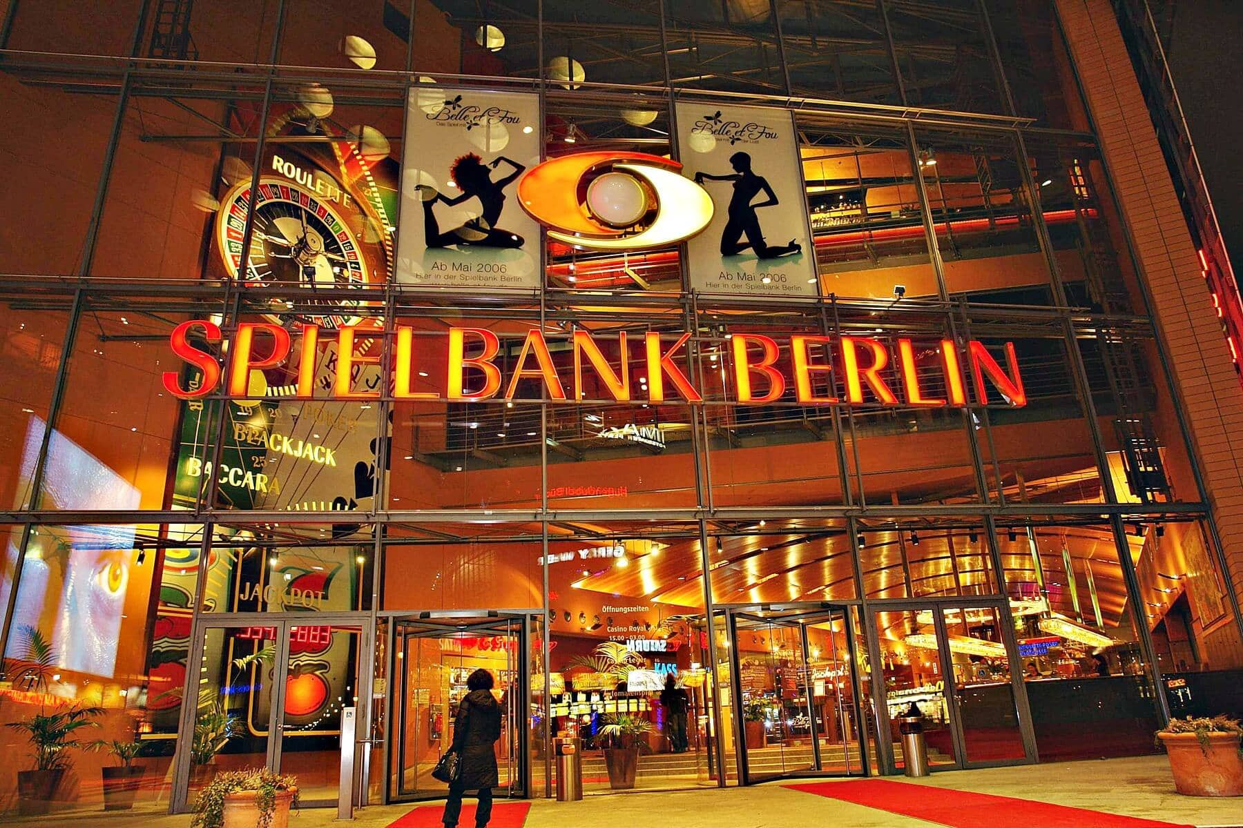 spielbank casino berlin poker