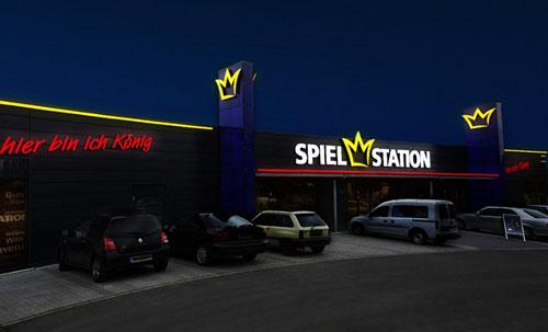 Spielstation Oberhausen öffnungszeiten