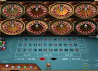 Multi Wheel Roulette (Microgaming)