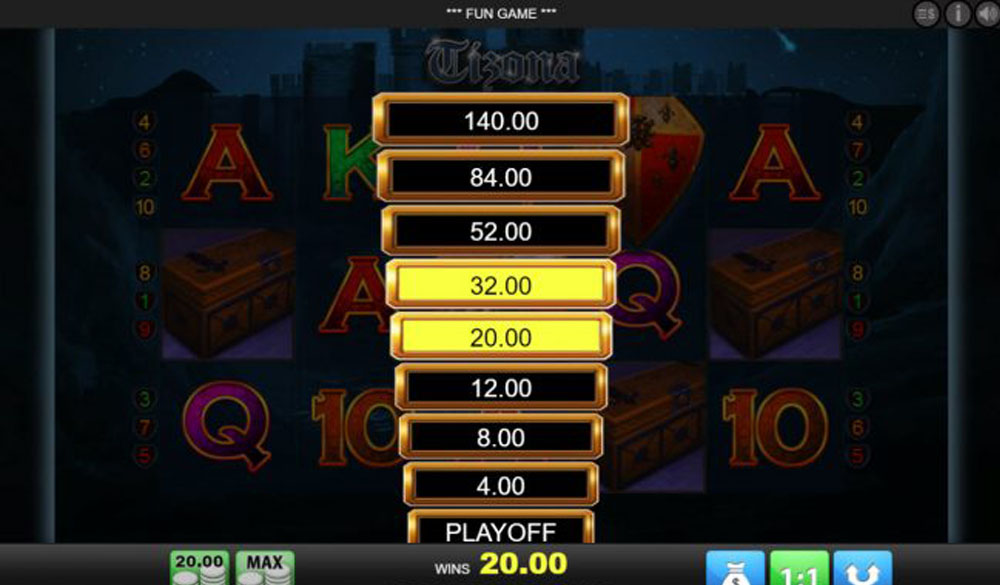 Play 21 online for money