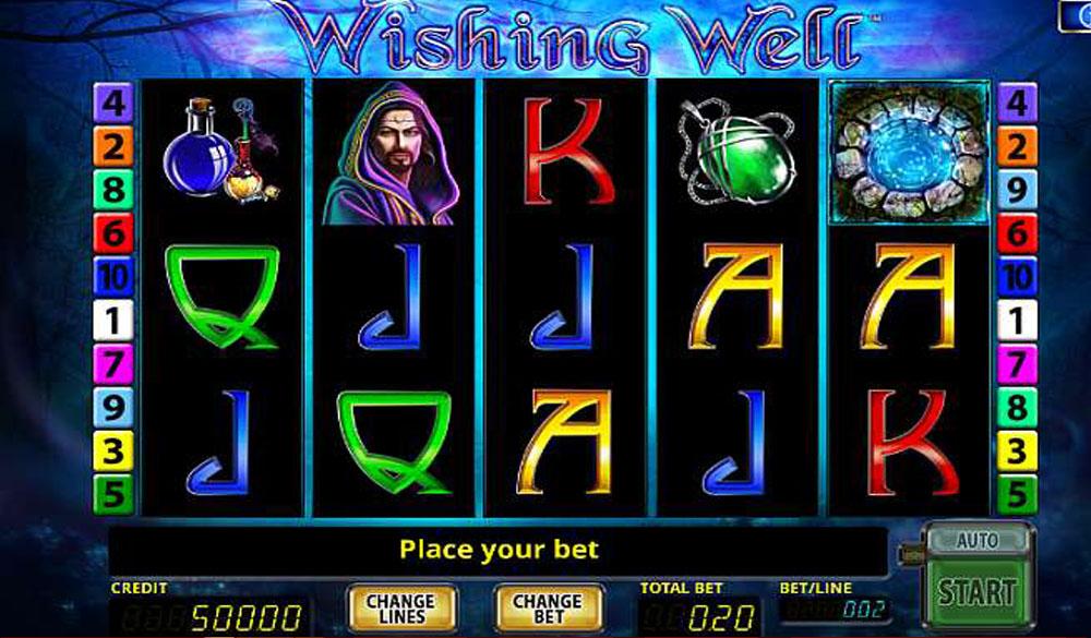 Cash slots