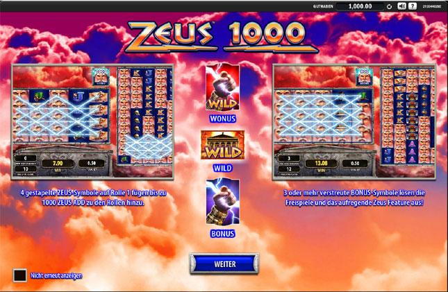 1000 Kostenlose Spiele