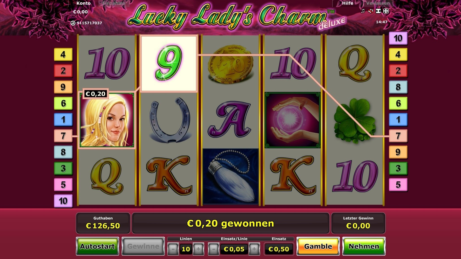 deposit online casino spielgeld casino book of ra