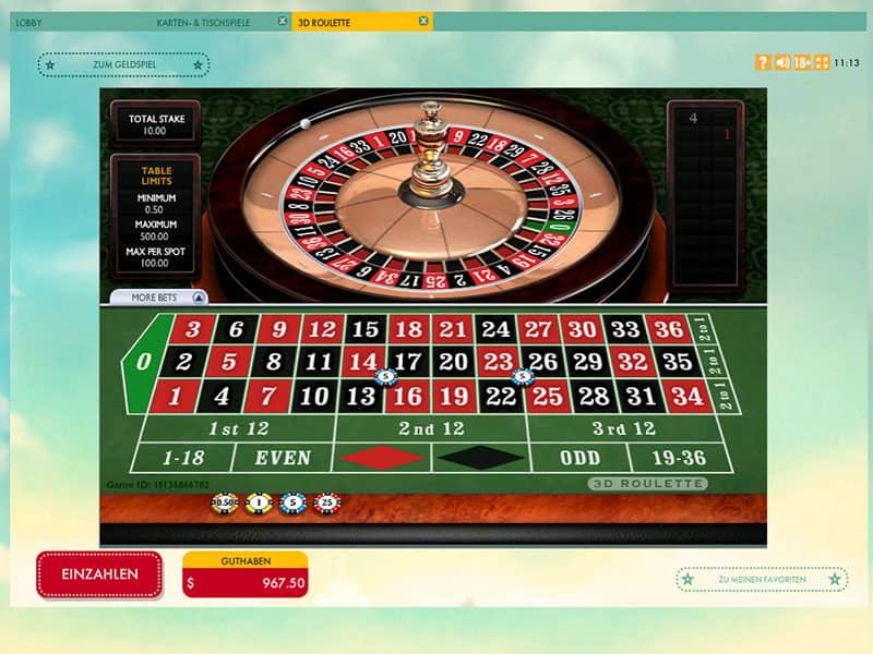 888 casino im test