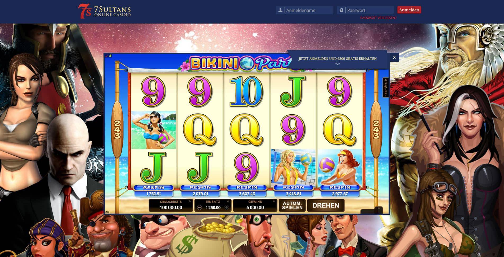 Instant Banking | bis 400 € Bonus | Casino.com Deutschland