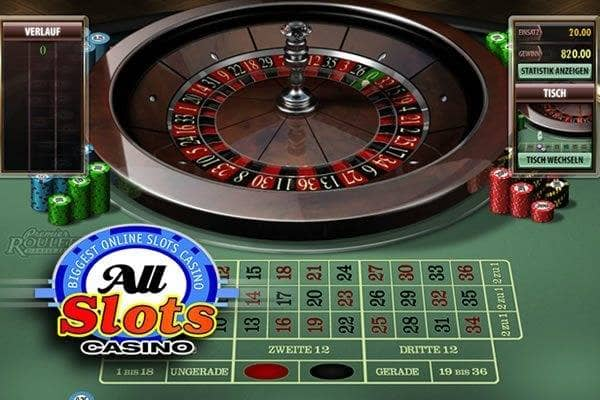all slots casino test