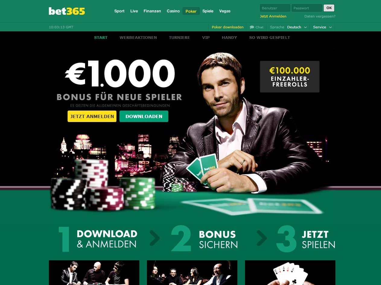 online casino bet365