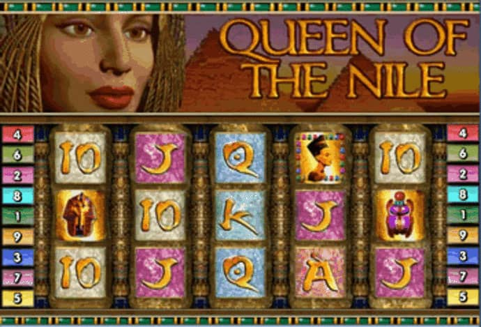 Queen of the Nile Spielautomat