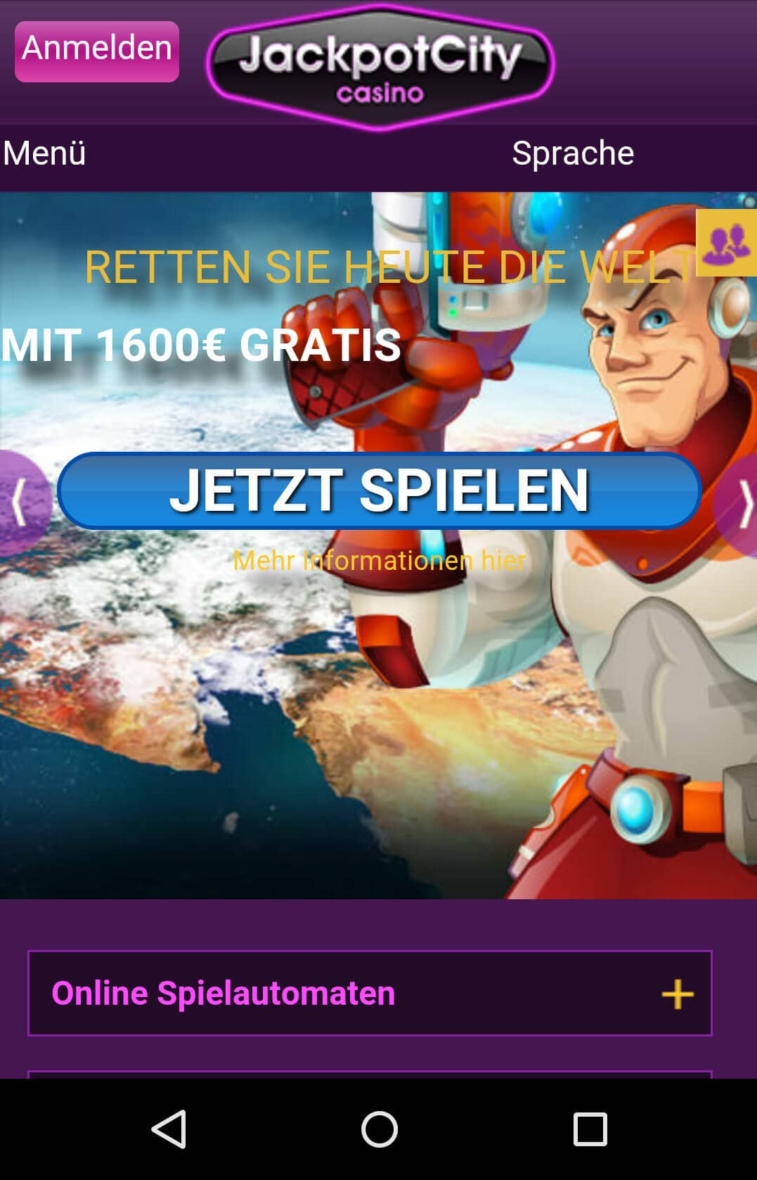 jackpotcity mobile casino ipad
