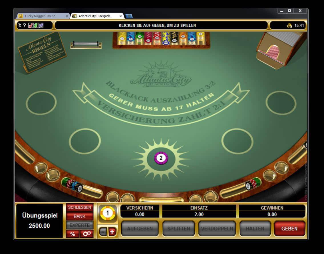 Spielen sie Lucky Blackjack Online bei Casino.com Österreich