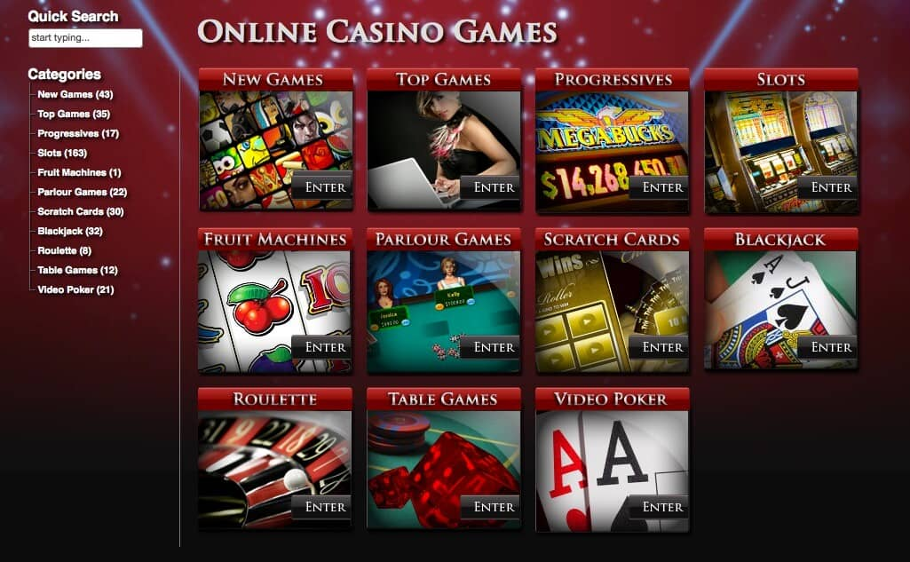 online casino sites casino de