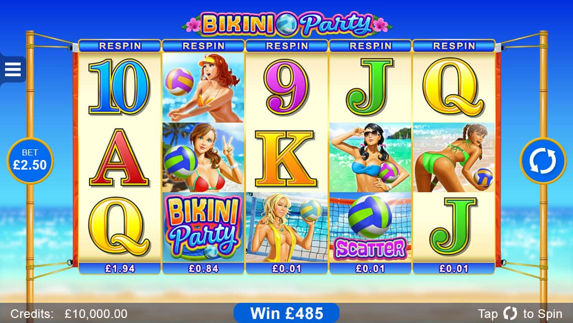 Bikini Party App