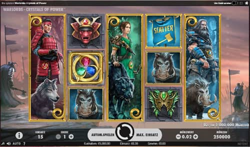 Warlords Adventure Slot