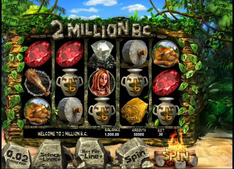 2 Million BC Slot
